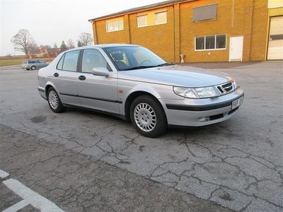 begagnad Saab 9-5 2,0T 150 HK AUTOMAT 9390 MIL