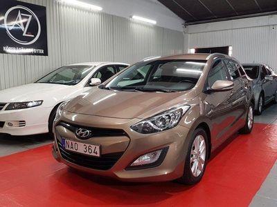 begagnad Hyundai i30 1.6 GDI 135hk LÅGMIL DRAG 1ÄG