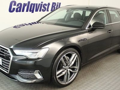 begagnad Audi A6 Avant QUATTRO 50 TDI 286HK 4x4 Navi Aut
