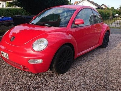 begagnad VW Beetle NY besiktning -99