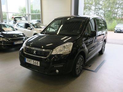begagnad Peugeot Partner L2 100HkDragTouchInredning