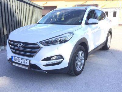 begagnad Hyundai Tucson 2.0 D 4WD