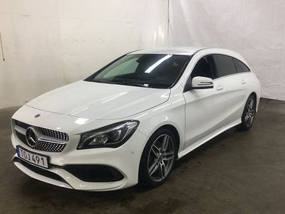 usata Mercedes CLA220 Shooting Brake d AMG Backkamera Aut Drag Nav