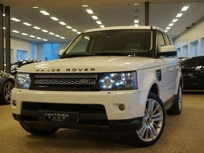 begagnad Land Rover Range Rover Sport 3.0 SDV6 4WD Automat HSE 2012, SUV 164 900 kr