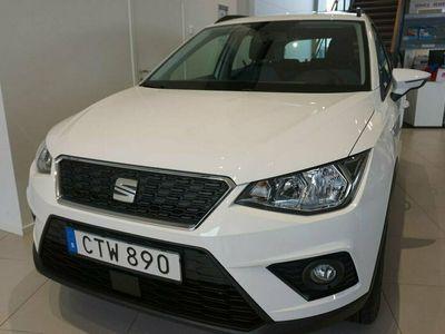 begagnad Seat Arona 1.0 TSI 95hk Dragkrok Parkeringssensorer Bak