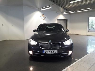 begagnad BMW 530 Gran Turismo D AUT245hk (BLACK-WEEK)