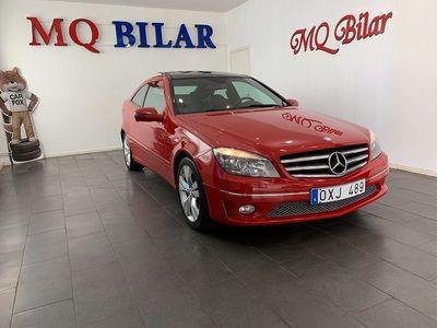 begagnad Mercedes 180 Benz CLC Kompressor Taklucka 2011, Halvkombi 64 900 kr