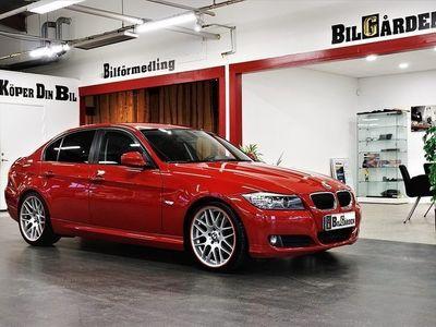 begagnad BMW 320 d Sedan EfficientDynamics 163hk