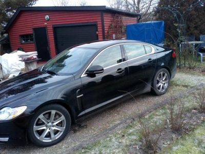 begagnad Jaguar XF 3.0 premium luxury 275 hk 7440 mil -09