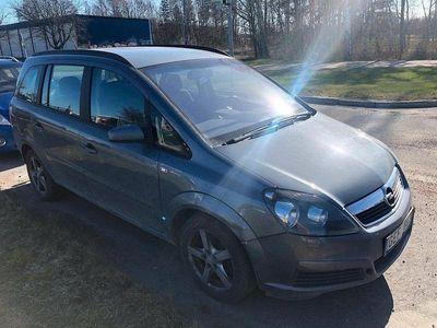 begagnad Opel Zafira 1.6 ecoFLEX 7-sits