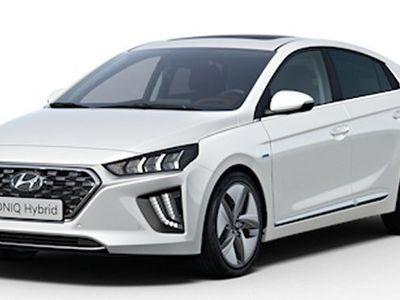 begagnad Hyundai Ioniq Hybrid 1.6 DCT Euro 6 2020, Halvkombi 291 800 kr
