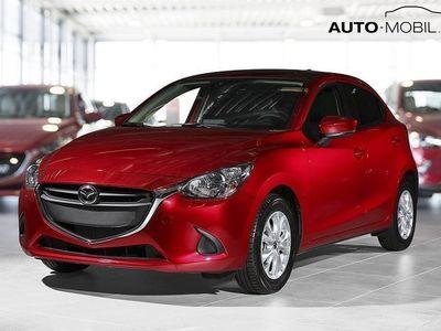 begagnad Mazda 2 Vision 1,5 90 hk Aut -18