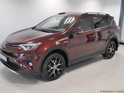 begagnad Toyota RAV4 2.5 Hybrid AWD CVT (Dragkrok)