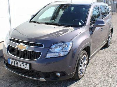 gebraucht Chevrolet Orlando LT 1,4 140 Hk 7-Sits