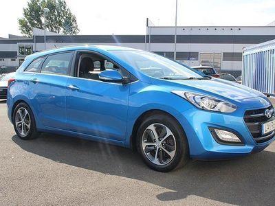 begagnad Hyundai i30 Kombi 1.6 CRDi 110hk Comfort