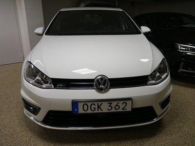 begagnad VW Golf 1,4 TSI R-line DSG