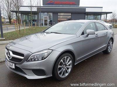 begagnad Mercedes CLS400 CLS-Klass4MATIC Coupé Aut Navi Harman/kardon Airmatic, Comand, Th