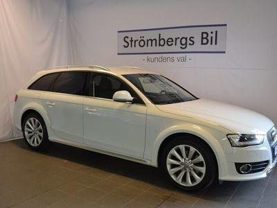 begagnad Audi A4 Allroad quattro 2.0 TDI 190 S-TR