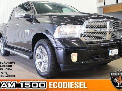 begagnad Dodge Ram Laramie 3.0 Ecodiesel Luftfjädring (3733:-/mån ink moms