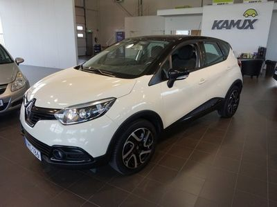 begagnad Renault Captur Dymanique Navi Bluetooth SoV