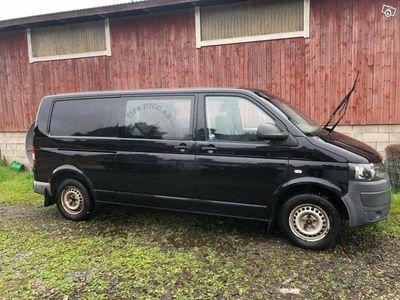 begagnad VW Transporter Kombi. -10