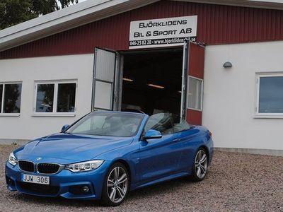 begagnad BMW 435 i Cab M-Sport M performance 2014, Sportkupé 379 000 kr