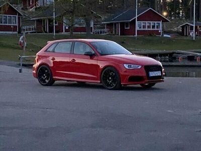 begagnad Audi S3 Sportback 8V