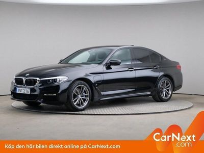 begagnad BMW 530 e 5 Iperformance M-Sport Connected