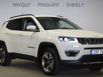 begagnad Jeep Compass 1.4 MultiAir Aut 4WD Limited 170