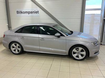 begagnad Audi A3 Sedan 1.4 TFSI Ambition 125hk