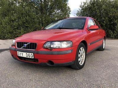 begagnad Volvo S60 2.4