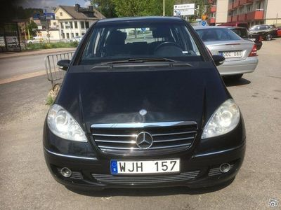 usata Mercedes 170 1705dr W169 (116hk) Ny Bes -05