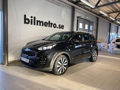 begagnad Kia Sportage Aut Drag M&K-värmare V-hjul