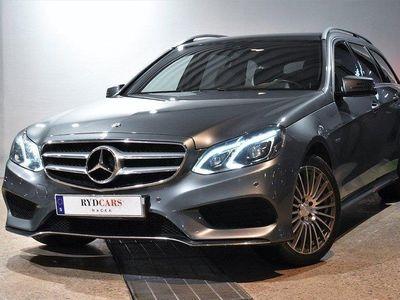 begagnad Mercedes E220 4MATIC AMG 170HK EDITIO