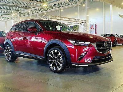 gebraucht Mazda CX-3 Automat, 2.0 Optimum, 121HK