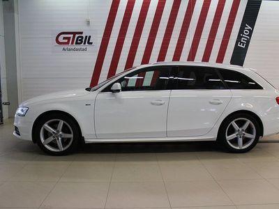 begagnad Audi A4 Avant Av TDI 150 EU6 Quattro S-Line *Värmare