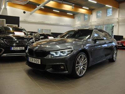 begagnad BMW 440 i 326hk xDrive / Gran Coupé / M-Sport