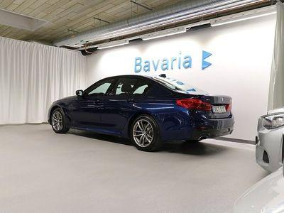 begagnad BMW 530 e xDrive Sedan M sport Connected Hifi Drag