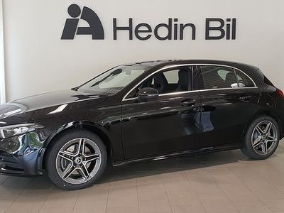 begagnad Mercedes A250 E Hybrid Amg