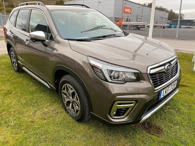 begagnad Subaru Forester 2.0 Ridge 4WD Lineartronic