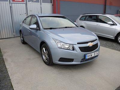 begagnad Chevrolet Cruze 1,6 113HK Sedan Lågmil -10