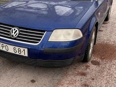 begagnad VW Passat var.turbo