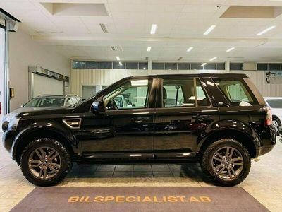 begagnad Land Rover Freelander 2