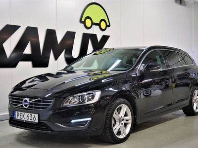 begagnad Volvo V60 D5 Plug-in Hybrid AWD | Momentum | Drag | 231hk