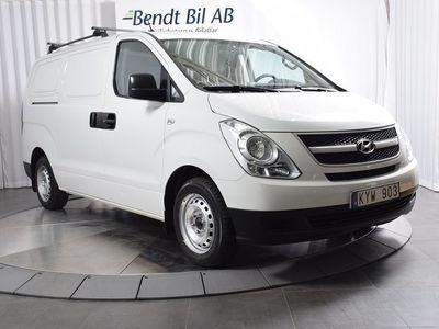 begagnad Hyundai H-1 2,5 CRDI / 136hk / Skåp