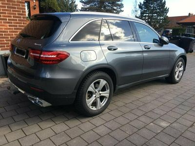 begagnad Mercedes GLC220 d 4MATIC X253, Luxury