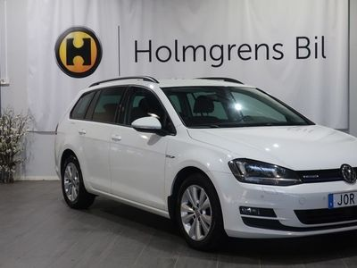 begagnad VW Golf VII 1.4 TGI BlueMotion Sportscombi SC (110hk)