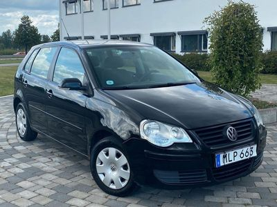 begagnad VW Polo 1,4/80