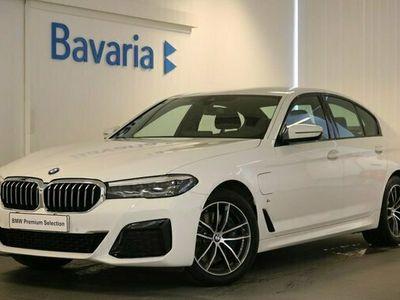 begagnad BMW 530 e xDrive Sedan M sport Drag HiFi Parking assistant 2021, Sedan Pris 508 700 kr