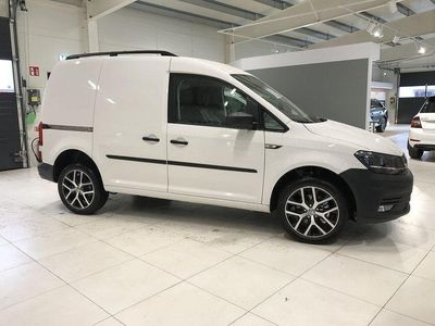 begagnad VW Caddy Skåp 2,0 TDI 150 DSG 4Motion